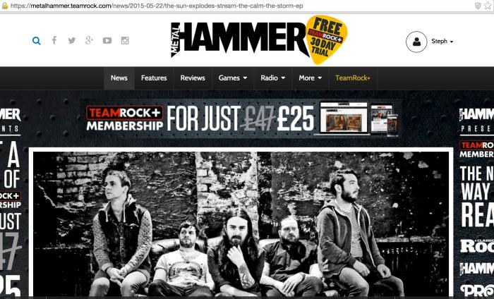 TSE - Metal Hammer
