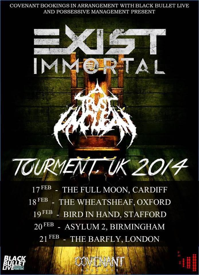 EI Tour poster