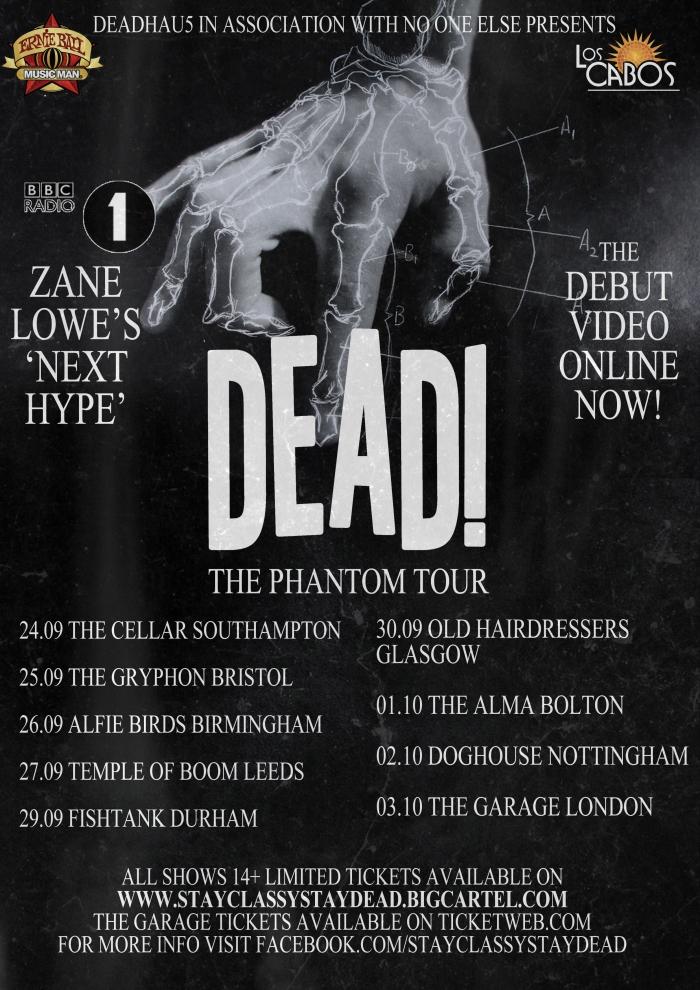 THE PHANTOM TOUR