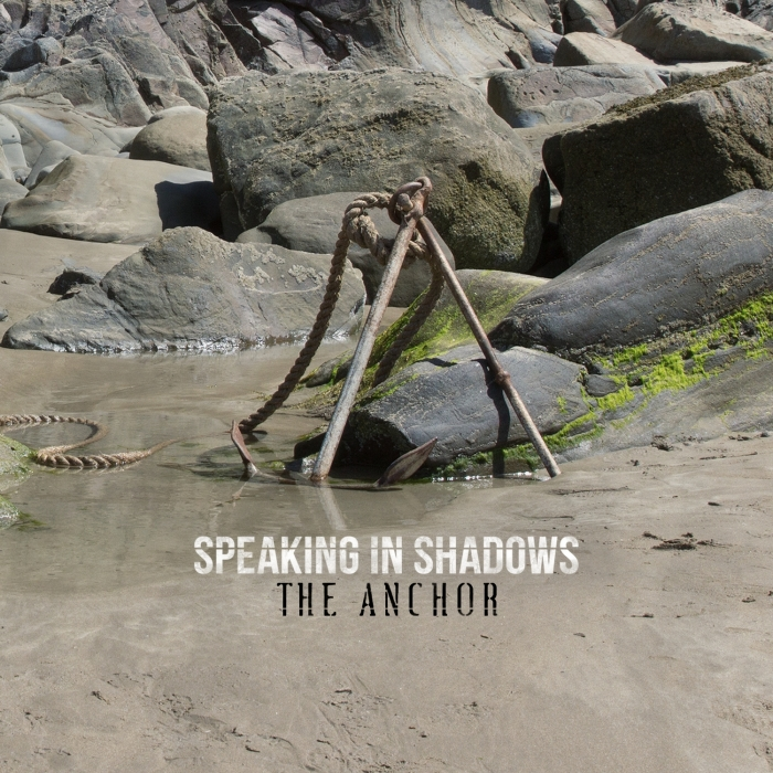Speaking in Shadows - The Anchor (EP Front Cover)